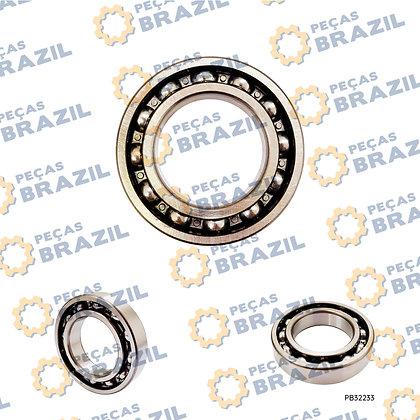 4021000009 / Rolamento SDLG / PB32233 / Peças Brazil / GB276-6008 / W032000320/ GB276-82/108/ W032000400 / 6008