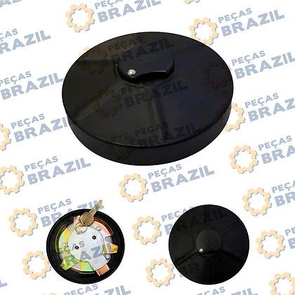 W0200037 / Tampa do Tanque de Combustível Changlin 947H PB33218 / Peças Brazil / W-02-00037