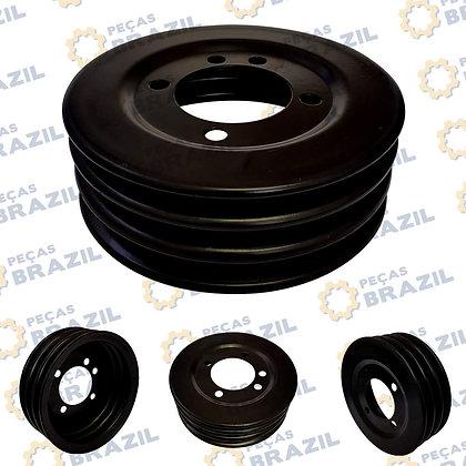 Polia do Motor com 3 Canais / PB34787 / 3R52.0002