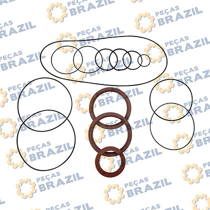 YJ31502GR / Kit Reparo Conversor de Torque LonKíng CDM835  / PB33242 / Peças Brazil