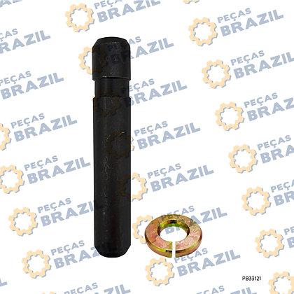 27051020 / Pino e Trava da Ponta / PB33121 / Peças Brazil / 856LG85511III01024