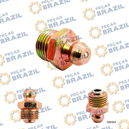 10B0014 / Graxeira Reta / PB31084 / Peças Brazil / B150101000