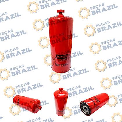 BF1265 / Filtro Separador de Combustível Baldwin / PB34761 / Peças Brazil / FS36210