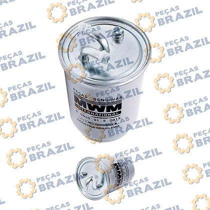 905400150015E / Filtro de Combustível MWM / 1004643