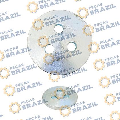 13A2883 / Tampa Sup da Articulação LiuGong CLG816C / c 3 Furos / PB34415 / Peças Brazil