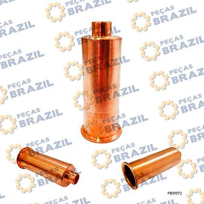 LR010109 /Luva do Bico Injetor YTO / PB31072 / Peças Brazil / W018102291 / SP154158 / 5370670CAT