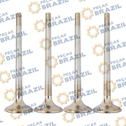 SP107092 / Válvula de Escape YTO / PB32022 / Peças Brazil