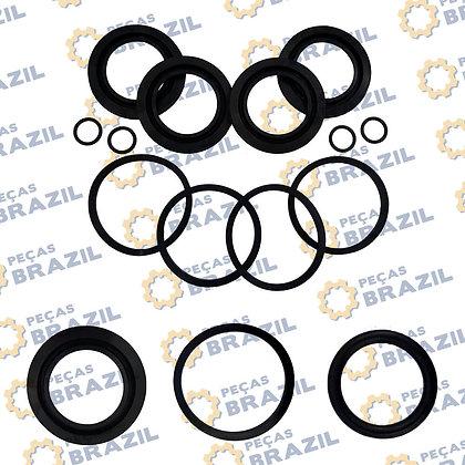 Kit Reparo Pinça de Freio Changlin 937/947H, PB33213, LDV7450, 1-Z3063B-8