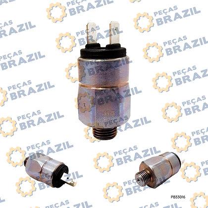 30B0132 / Sensor De Pressão LiuGong CLG842 / PB33016 / Peças Brazil / 661201