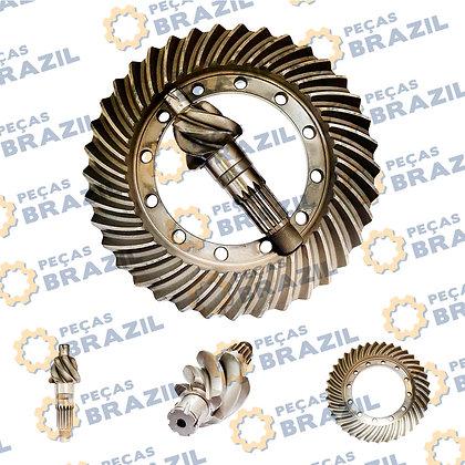 3050900201 / Coroa E Pinhão Dianteiro SDLG LG 933/936/938 / PB33178 / 30509000551