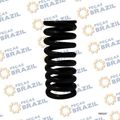 10B0001 / Mola 28x12 LiuGong CLG835 / PB33227 / Peças Brazil