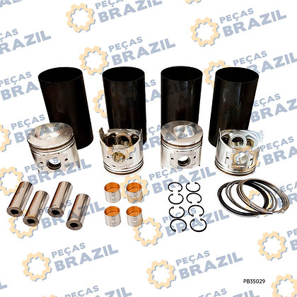 CDM6065 / Kit Motor Yanmar 4TNV94 / PB35029 / Peças Brazil