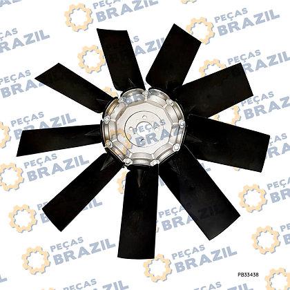 4931807 / Hélice do Motor LonKíng CDM835 / PB33438 / Peças Brazil / 829215