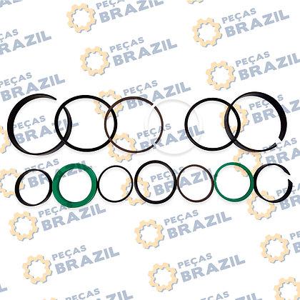 4120000979102-R / Reparo Cilindro De Inclinação SDLG LG918 / PB34734 / Peças Brazil