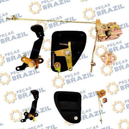 34C1278 / Fechadura de Porta da Escavadeira LiuGong CLG908 até 936 / PB34957 / Peças Brazil