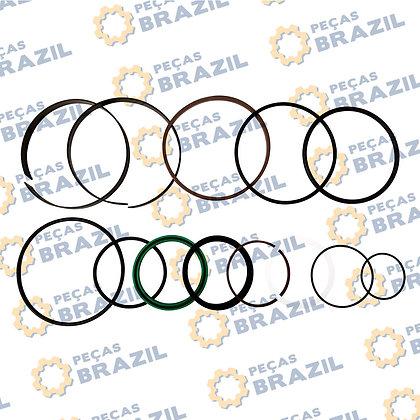 5371421 / Kit Reparo Cilindro Inclinação 638 / PB33322 / Peças Brazil