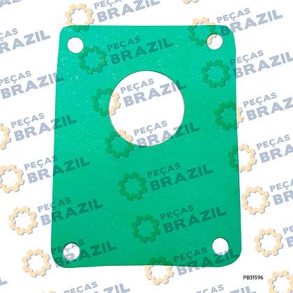 LRT060029 / Junta da Bomba Hidráulica YTO / PB31596 / Peças Brazil / SP113838 / W018101321
