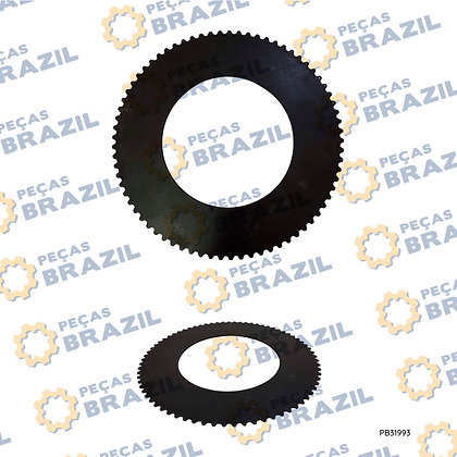 Z30.4.1-4 / Disco De Aço 937H / PB31993 / Peças Brazil