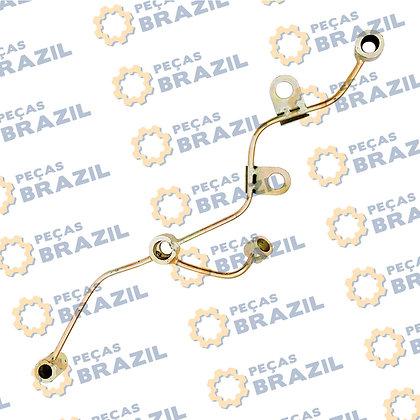 RT060200 / Tubo De Lubrificação Das Engrenagens / PB33472 / Peças Brazil