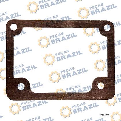 LG4110000011089 / Junta da Tampa de Inspeção / PB32671/ Peças Brazil / XG55A0095 / CDM402215