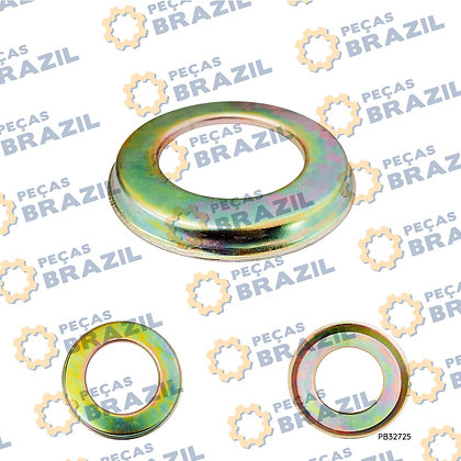 SP113873 / Guarda Pó da Polia Motor YTO / PB32725 / Peças Brazil / R040012 / SP113873 / W018100931