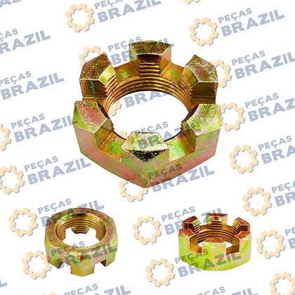 5522514 / Porca Do Eixo Do Conversor / PB34782 / Peças Brazil