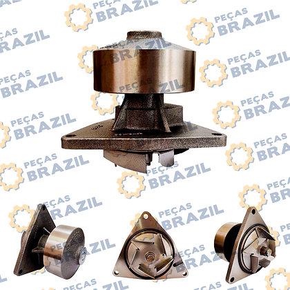 SP100733 / Bomba D'Agua Cummins 6CT8.3 / PB32541 / SP100733 / 3966841 / 3973114 / 4089647 (LU3804927)