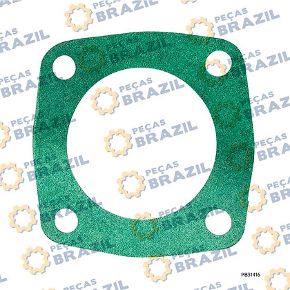 JUNTA DE ADMISSAO / YTO / SP111748 / 4RG1.220002 / W018101381 / PB31416N / Peças Brazil