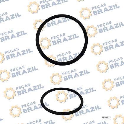 12B0406 / 12B0239 / Anel O-Ring LiuGong - 40.87X3,53 / PB32527 / Peças Brazil / 2223/ 4030000747 / B160130425