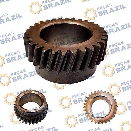 YTR060001 / Engrenagem do Virabrequim / PB32032 / Peças Brazil / SP113901 / W018101121 / 5371593