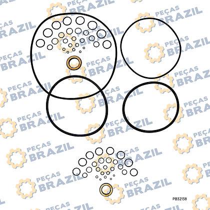PB32138 / KIT REPARO MOTOR E REDUTOR DE TRACAO / CLG922/80A0359/XKAH-00366/674B9000-00/SP106380