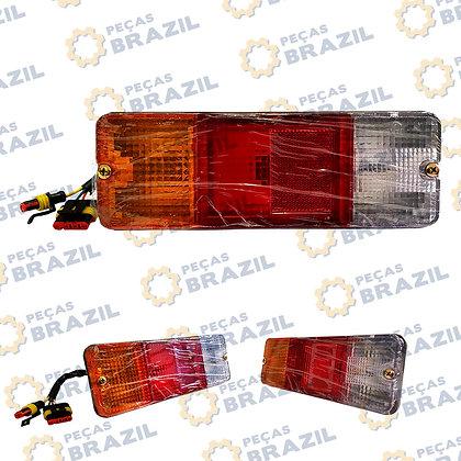 Lanterna Traseira com Ré, PB32742, 32B0310, 32B0311
