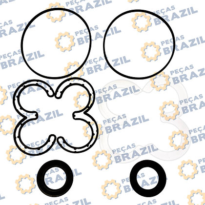 4120002117006 / Kit Reparo Bomba Hidráulica SDLG / PB34998 / Peças Brazil / SP120113/SP120112