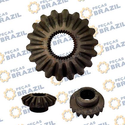 75201288 / Engrenagem lateral Caixa Satélite PB34073 / W043100350 / 5371736