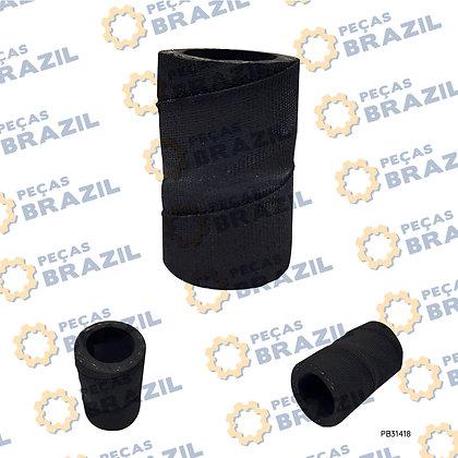SP113799 / SP154387 / Mangueira do Termostato YTO / PB31418 / Peças Brazil / 4R.530003
