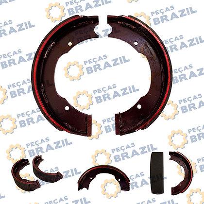 SP100286, 7200002210, PB31985, SAPATA DE FREIO DA TRANSMISSAO