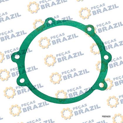 YTR310003 / Junta da Placa da Bomba Injetora YTO Fase I / PB31605 / Peças Brazil / SP113907 / W018102001