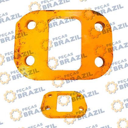 14A1172 / Tampa Inf. Articulação LiuGong CLG835 / PB31030 / Peças Brazil