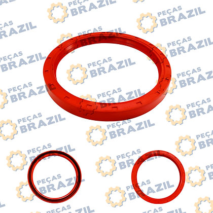 Peças Brazil / 4110000846035 / Retentor Traseiro do Motor Weichai Deutz 110X130X13 / PB31826 / 12189888/922988560044/41100000