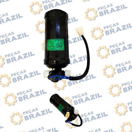 4130000419 / Filtro Secador do A/C SDLG / PB32207 / Peças Brazil / 46C0698 / 46C0009 / PI600126