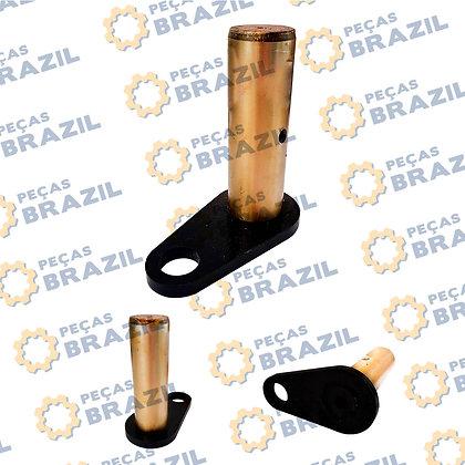 11L0016 / Pino da Haste Cilindro Elevação LiuGong CLG816 / PB31160 / Peças Brazil