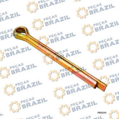 4016000113 / Trava da Porca da Articulação / PB35043 / Peças Brazil