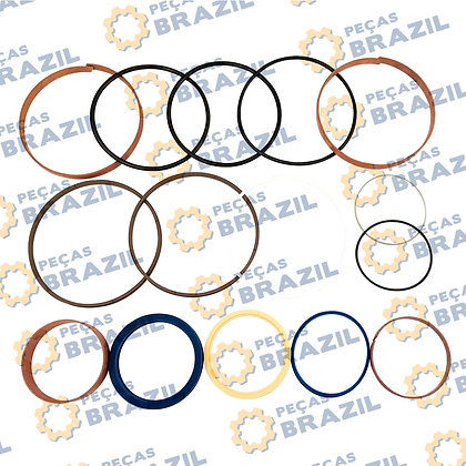 4120000600103 / Kit Reparo De Elevação SDLG LG968 / 180x100 / PB32939 / Peças Brazil