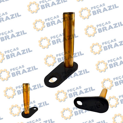 11L0030 / Pino de Aço CLG766 / PB31660 / Peças Brazil