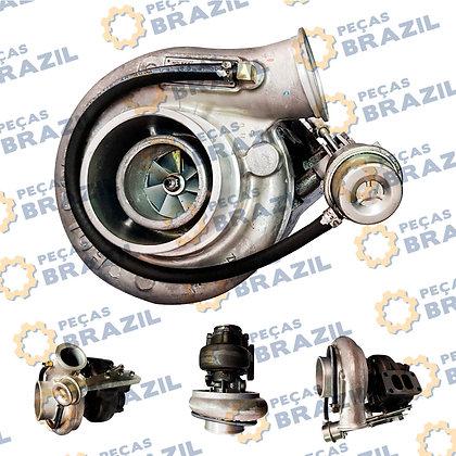Turbina do Motor Cummins, PB34944, 2834799, HX35W, 6BTAA 5.9L