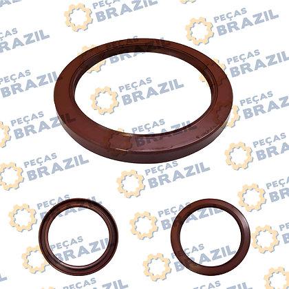 13B1152 / 13B0251 / Retentor Viton 120X150X12 LiuGong CLG835 / PB31180 / Peças Brazil