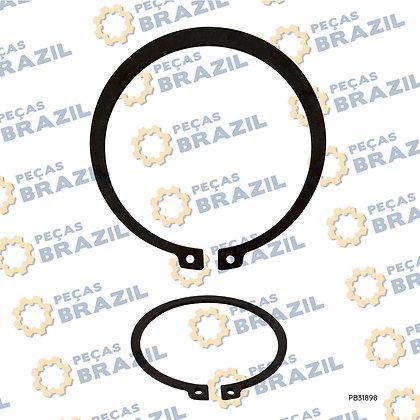 4015000024 / Anel Trava Externo Eixo 90MM SDLG LG936 / PB31898 / Peças Brazil