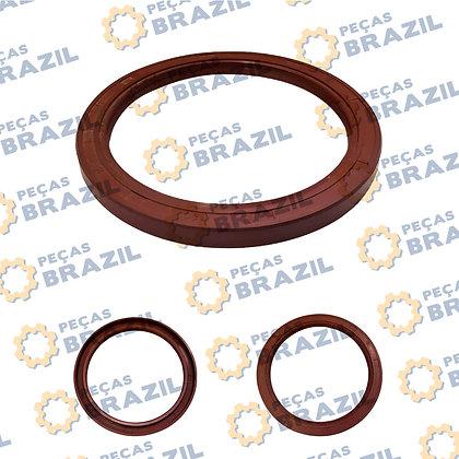 13V0211 / Retentor LiuGong CLG915 / 130,00X160,00X12,00 / PB33733 / Peças Brazil