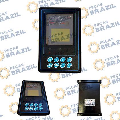 WZB204-A / Painel Escavadeira XGMA XG822 / PB34992 / Peças Brazil / 29C0051