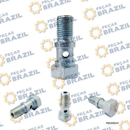 00A0090 / Parafuso Oco M12 / PB34896 / Peças Brazil / 29220000031